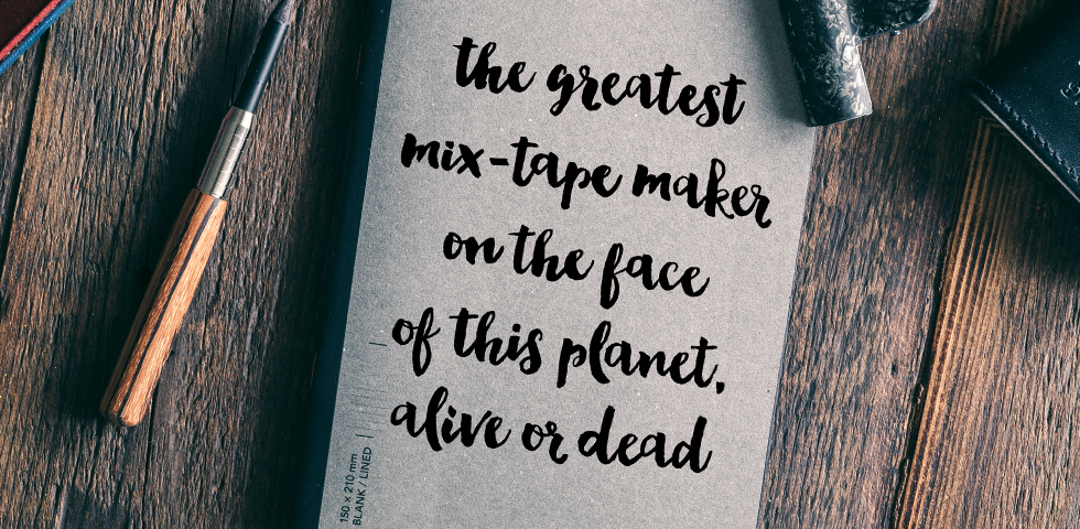 Hand Drawn Typography Design